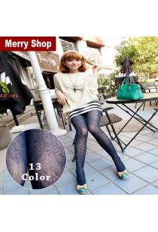 Женские модные цветные колготки, 120D (MS-MS-024)